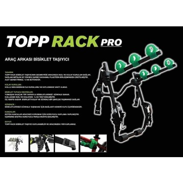 Topp Rack Pro